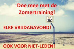 Zomertraining @ Huis van Eemnes | Eemnes | Utrecht | Nederland